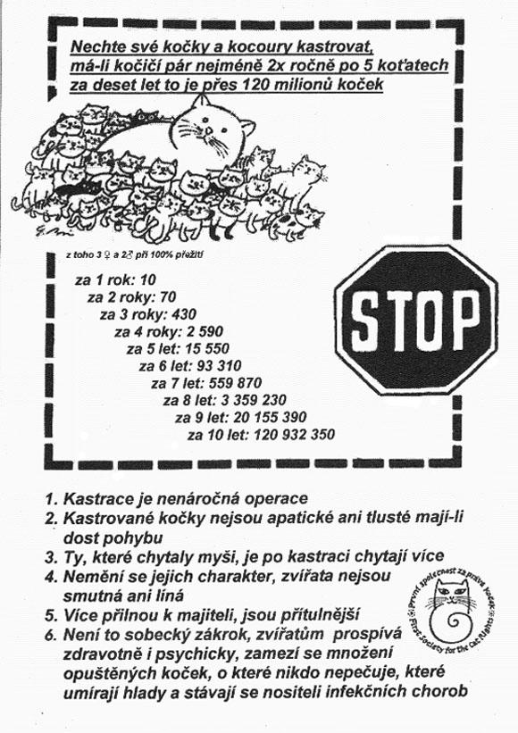 Kastrace plakát