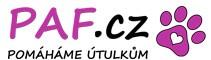 PAF pomáháme útulkům logo